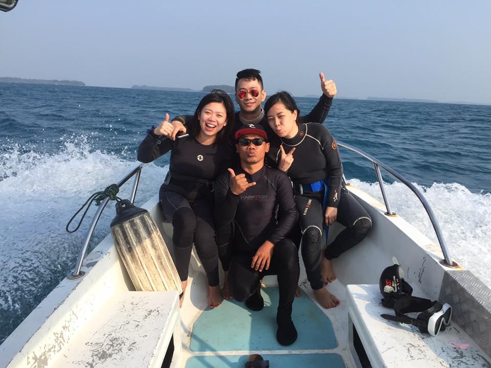 Liburan ? Diving di Bali Ayuuuk